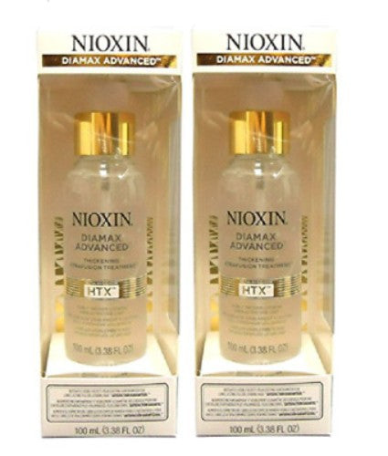 Nioxin Diamax Advanced Thickening Xtrafusion Treatment Duo 3.38oz