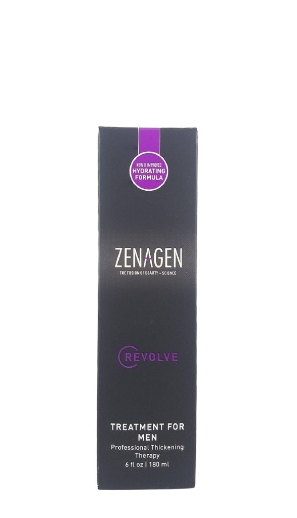 Zenagen Revolve Hair Loss Shampoo Treatment For Men Thickening Therapy 6 Oz