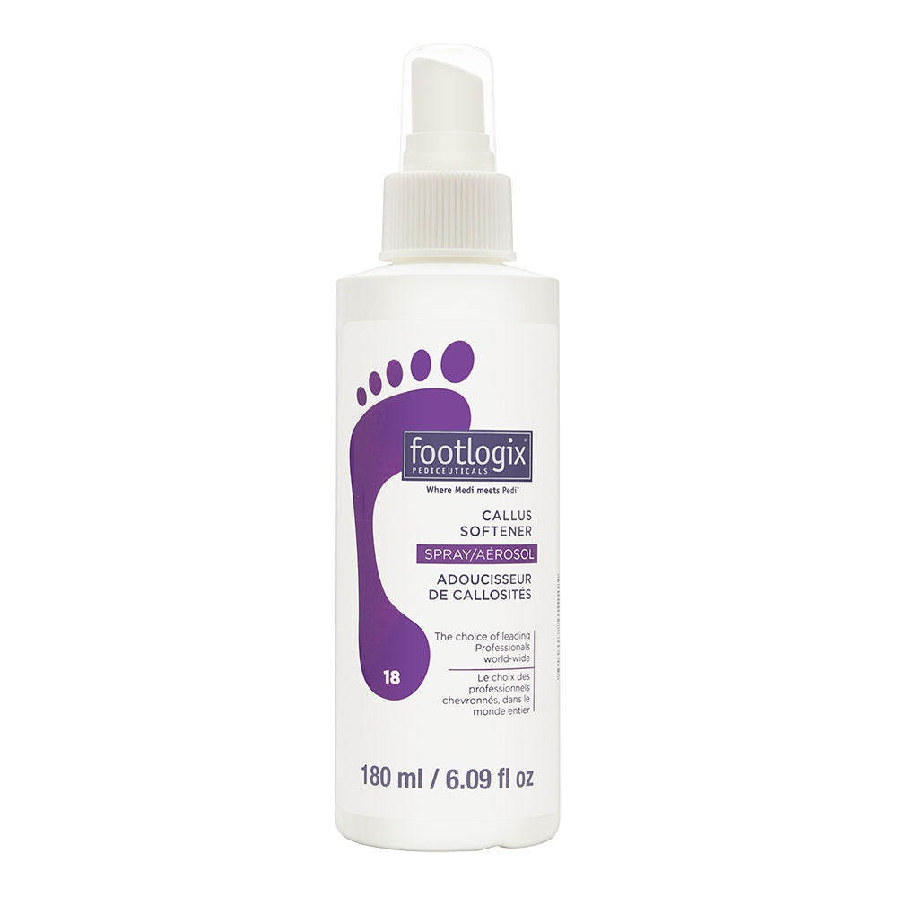 Footlogix Callus Softener Spray 180ml / 6.09oz
