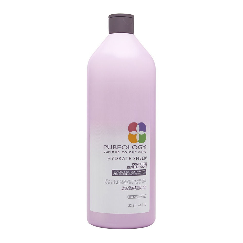 Pureology Hydrate Sheer Condition 33.8 Oz (1 Liter)
