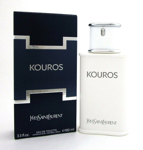 Kouros Cologne by Yves Saint Laurent 3.3 oz. EDT Spray Men