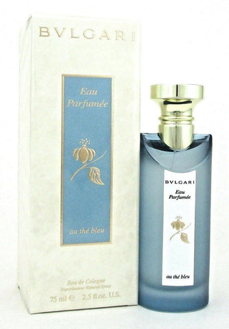 Bvlgari Eau Parfumee Au the Bleu Perfume 2.5 oz Eau de Cologne Spray