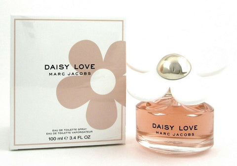 Daisy Love by Marc Jacobs 3.4 oz./100 ml. Eau de Toilette Spray for Women