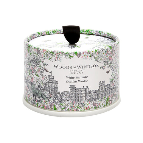 White Jasmine by Woods of Windsor 3.5 Oz Body Powder