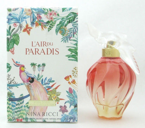L'Air Du Paradis Perfume by Nina Ricci 3.4 oz. EDT Spray for Women