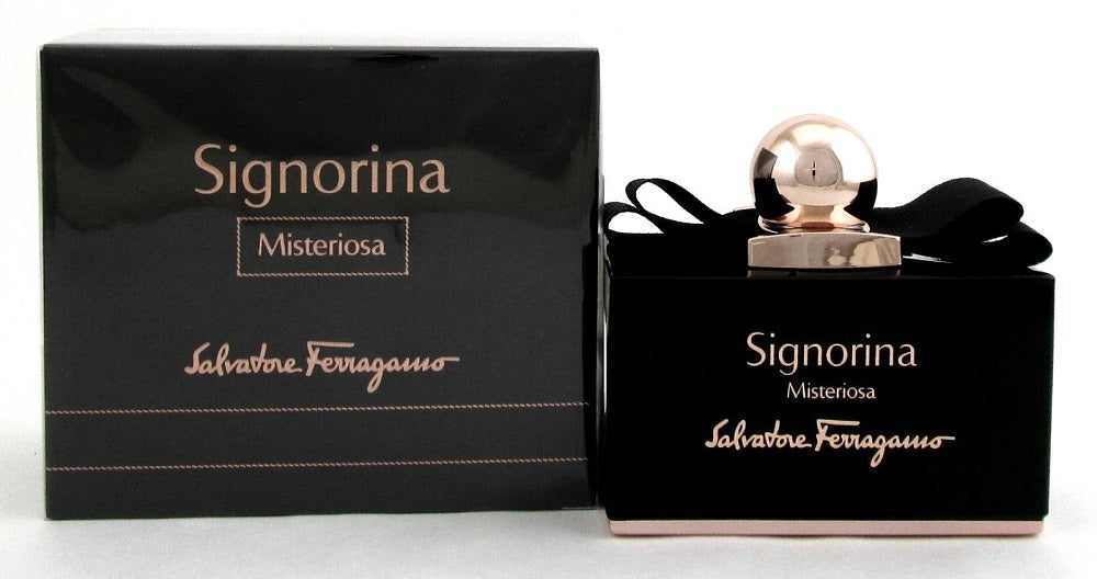 Signorina Misteriosa Perfume by Salvatore Ferragamo 3.4 oz EDP Spray Women.