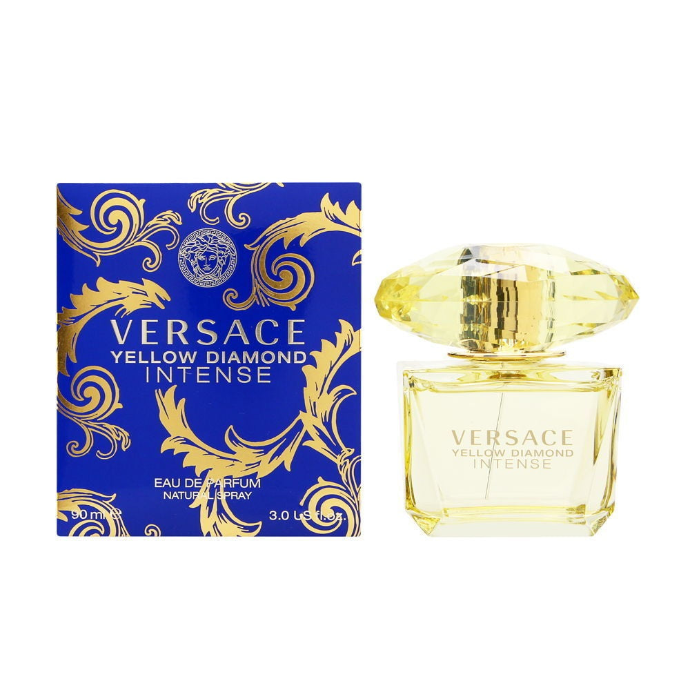 Yellow Diamond Intense by Versace For Women 3.0 Oz EDP Spray
