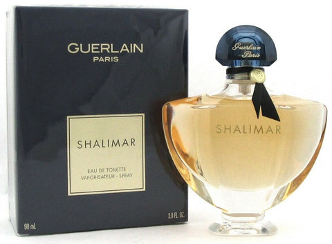 Shalimar Perfume by Guerlain 3.0 oz Eau de Toilette Spray for Women