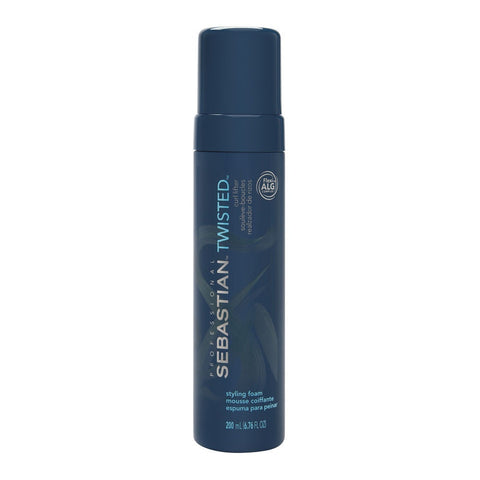 Sebastian Twisted Curl Lifter Styling Foam 6.8 Oz