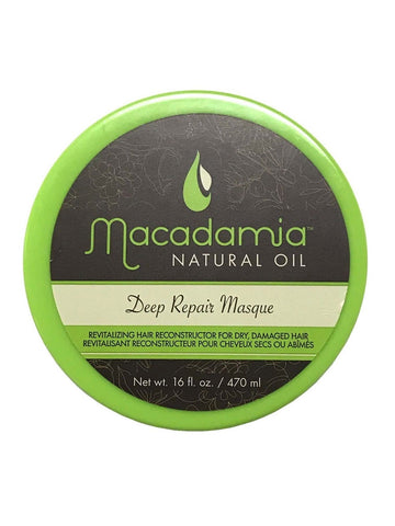 Macadamia Hair Care Deep Repair Masque 16 Oz