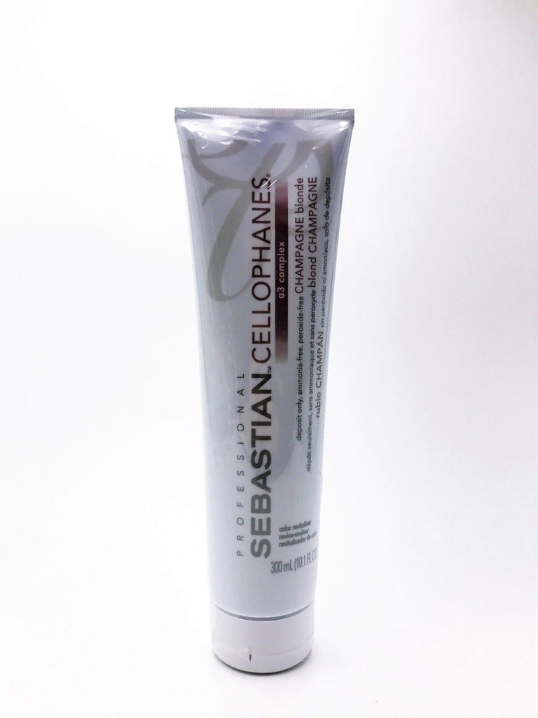 Sebastian Cellophanes Color Revitalizer 10.1 Oz CHAMPAGNE BLONDE