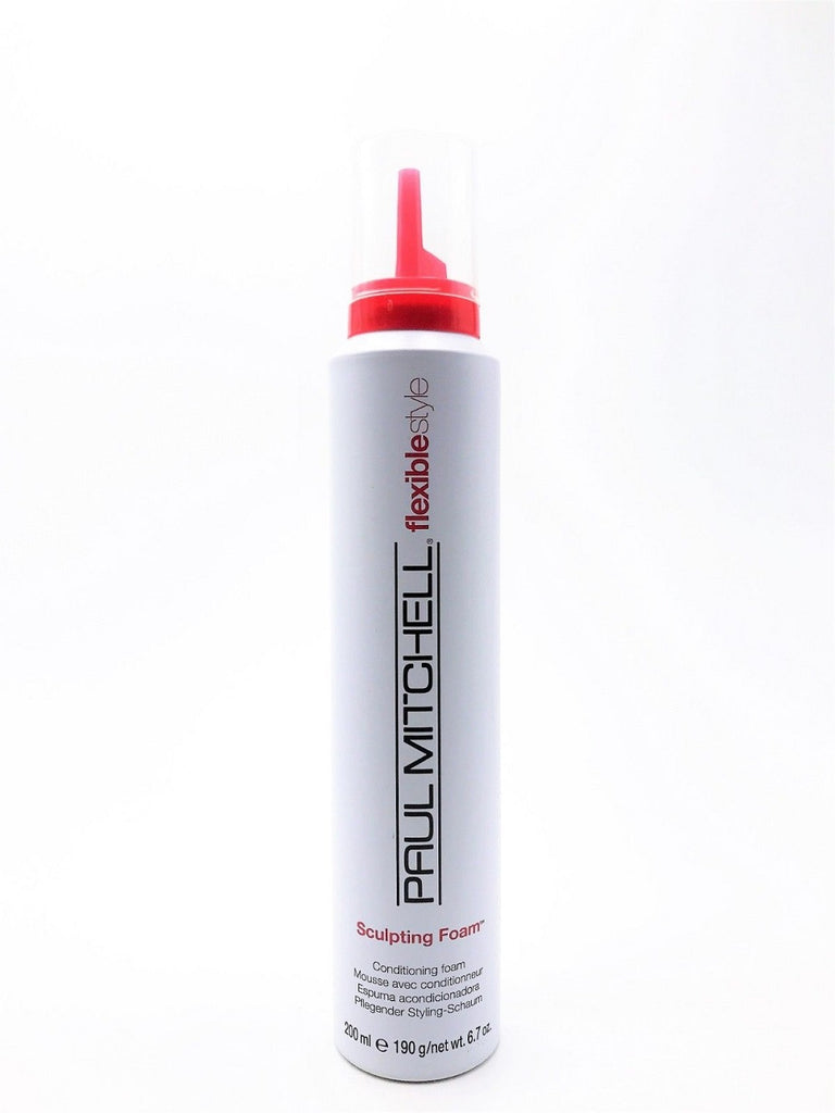 Paul Mitchell Sculpting Foam 6.7 Oz