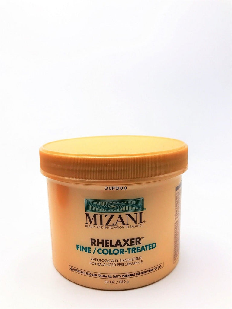 Mizani Rhelaxer For Fine/Color Treated 30 Oz