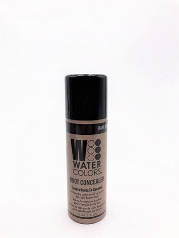 WaterColors Root Concealer  DARK BROWN  2 Oz