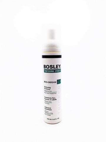 BOSLEY BOS-DEFENSE Thickening Treatment 6.8 Oz Non Color-Treated