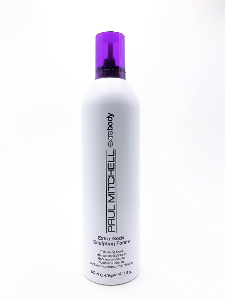 Paul Mitchell Extra-Body Sculpting Foam 16.9 Oz New/Damaged