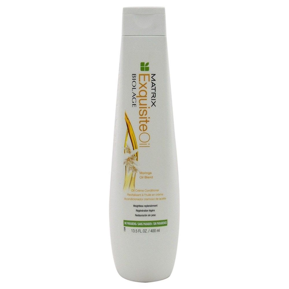 Matrix Biolage Exquisite Oil Creme Conditioner  13.5 Oz