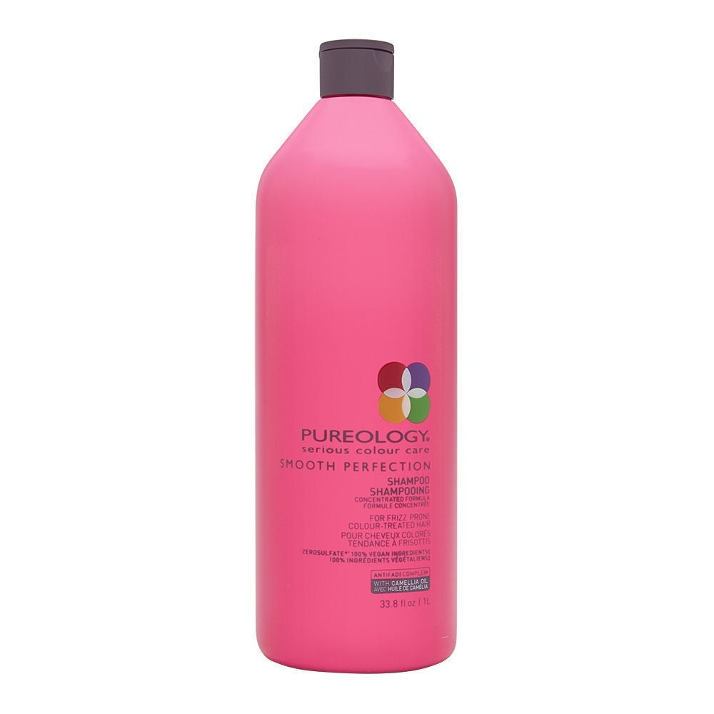 Pureology Smooth Perfection Shampoo 1Liter / 33.8oz