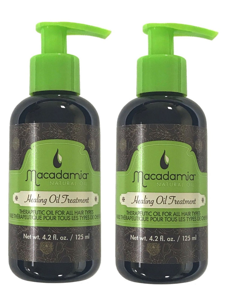 Macadamia Hair Care Healing Oil Treatment 4.2 Oz Pack Of 2