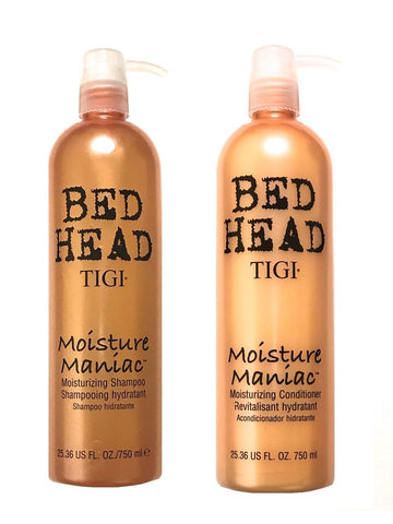 Tigi Bed Head Moisture Maniac Moisturizing Shampoo And Conditioner 25.36 Oz