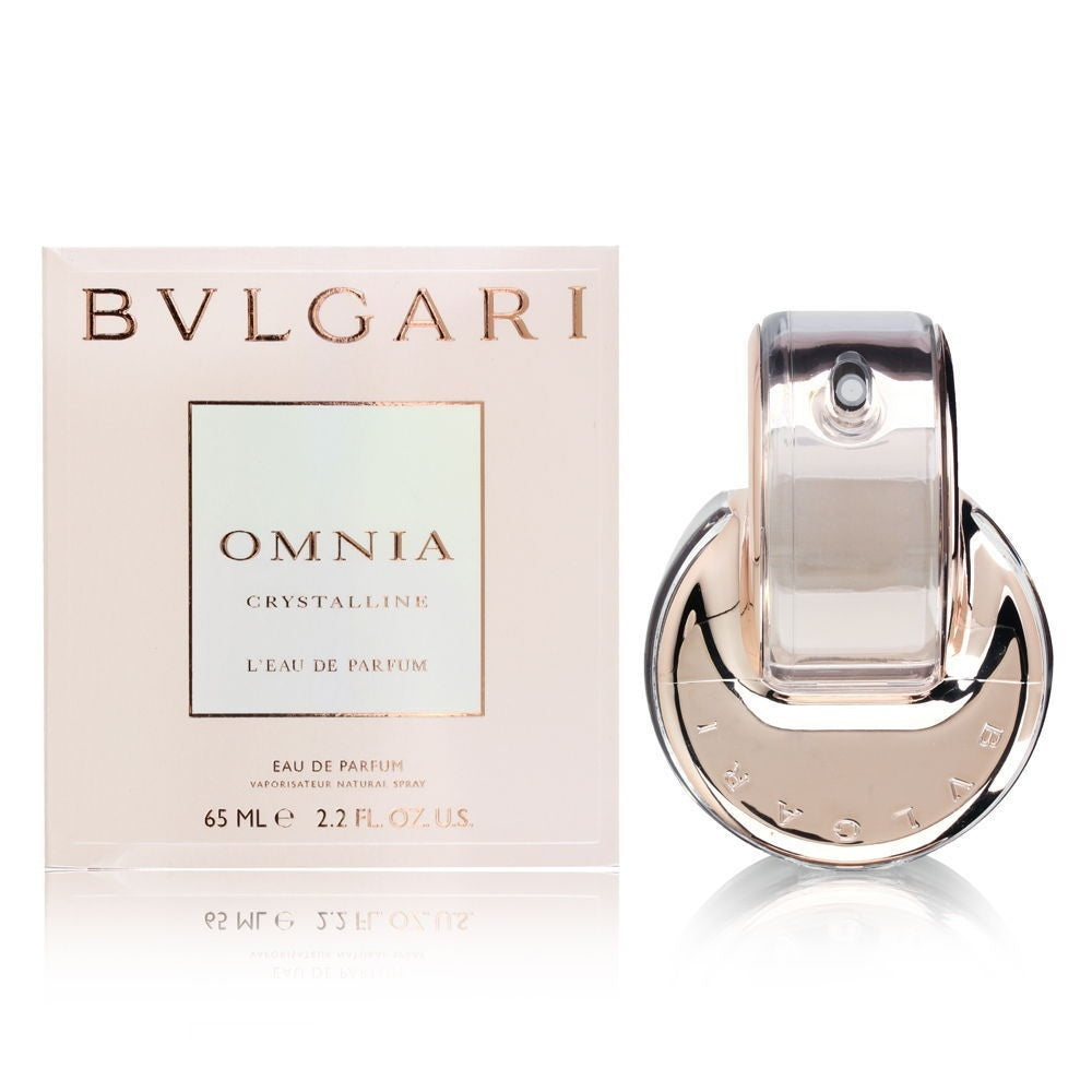 Omnia Crystalline by Bvlgari For Women 2.2 Oz EDP Spray