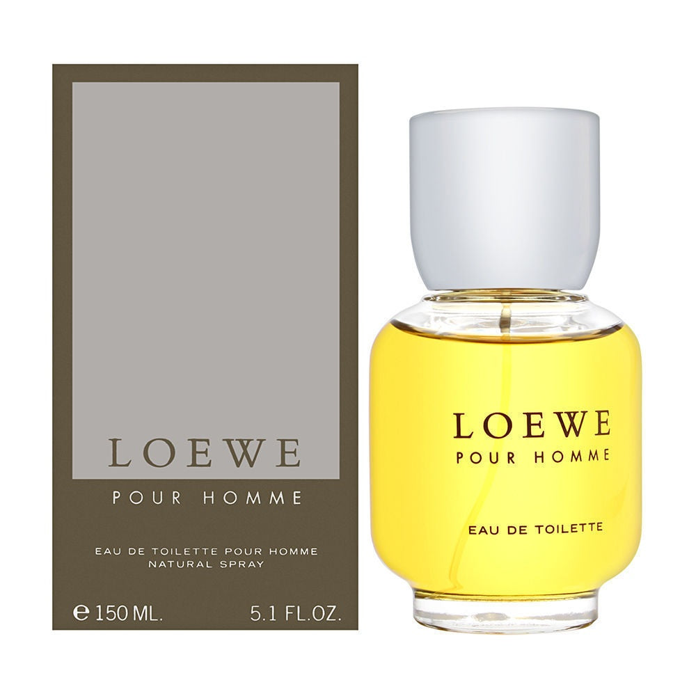 Loewe Pour Homme by Loewe For Men 5.1 Oz EDT Spray