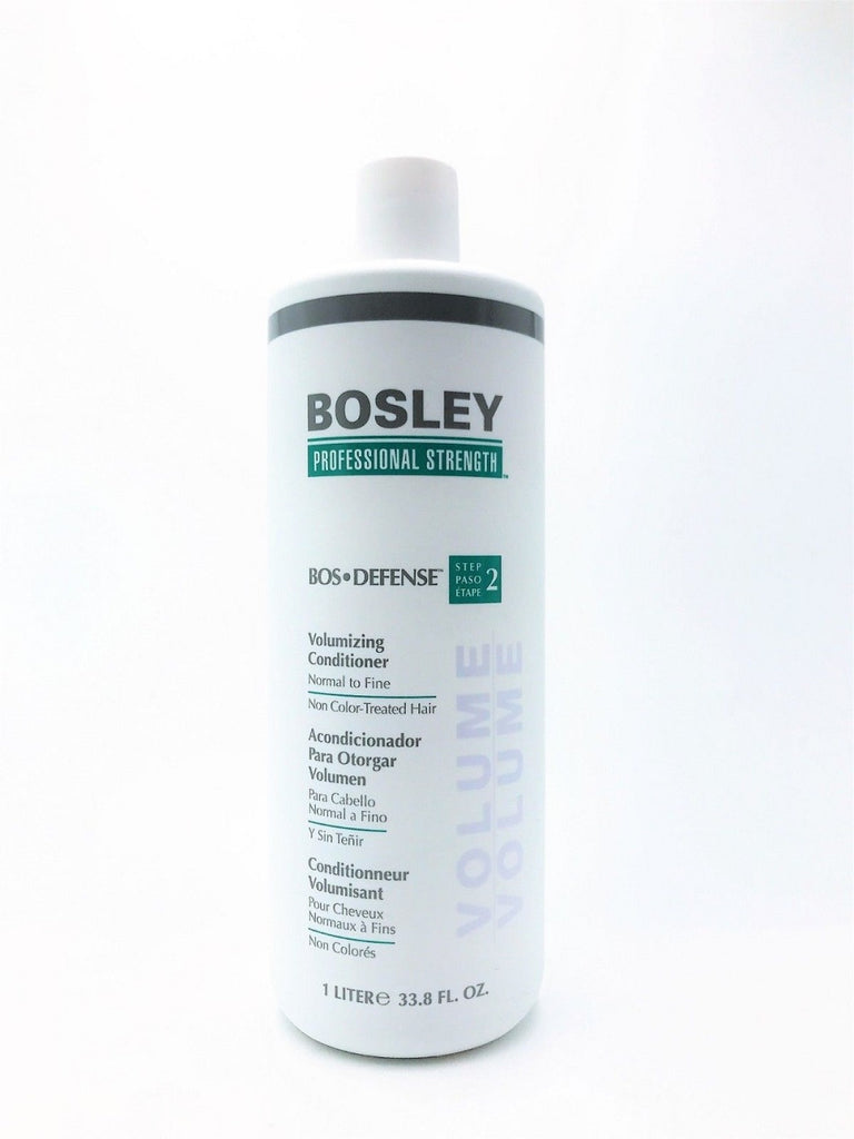 BOSLEY BOS-DEFENSE Volumizing Conditioner 1 Liter Non Color-Treated