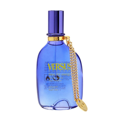 Versus Versace Time For Energy for Women 4.2 Oz EDT Spray