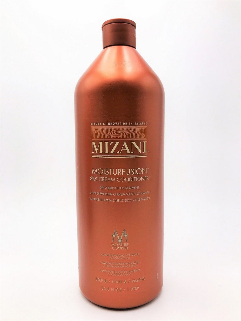 Mizani Moisturfusion Silk Cream Conditioner 33.8 Oz