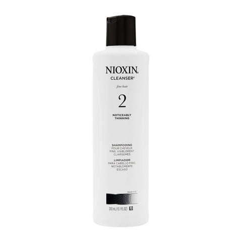 Nioxin Cleanser for Fine Hair System 2