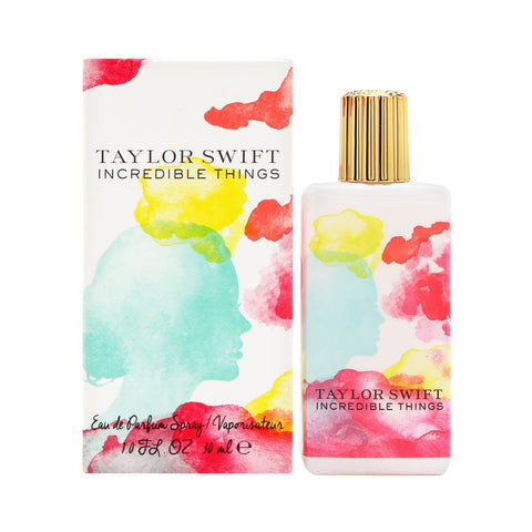 Incredible Things by Taylor Swift for Women 1.0 oz EDP Spray Brand New