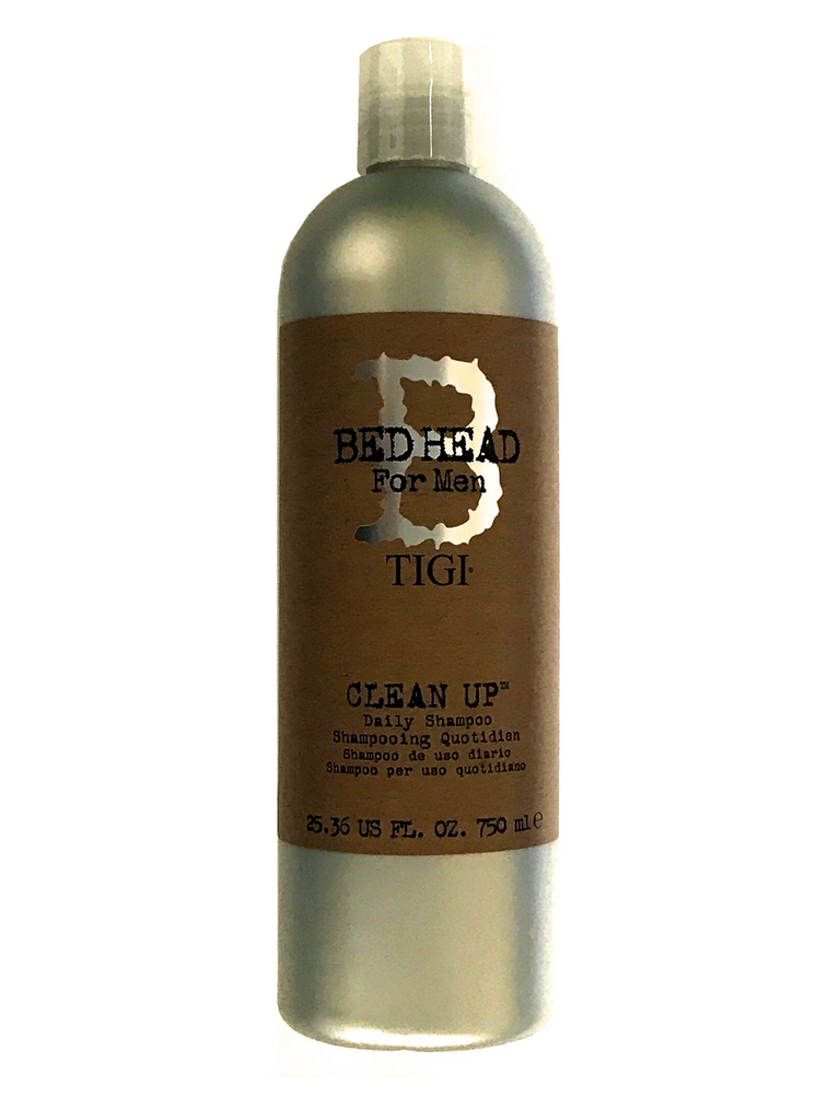 Tigi Bed Head Clean Up Daily Shampoo 25.36 Oz
