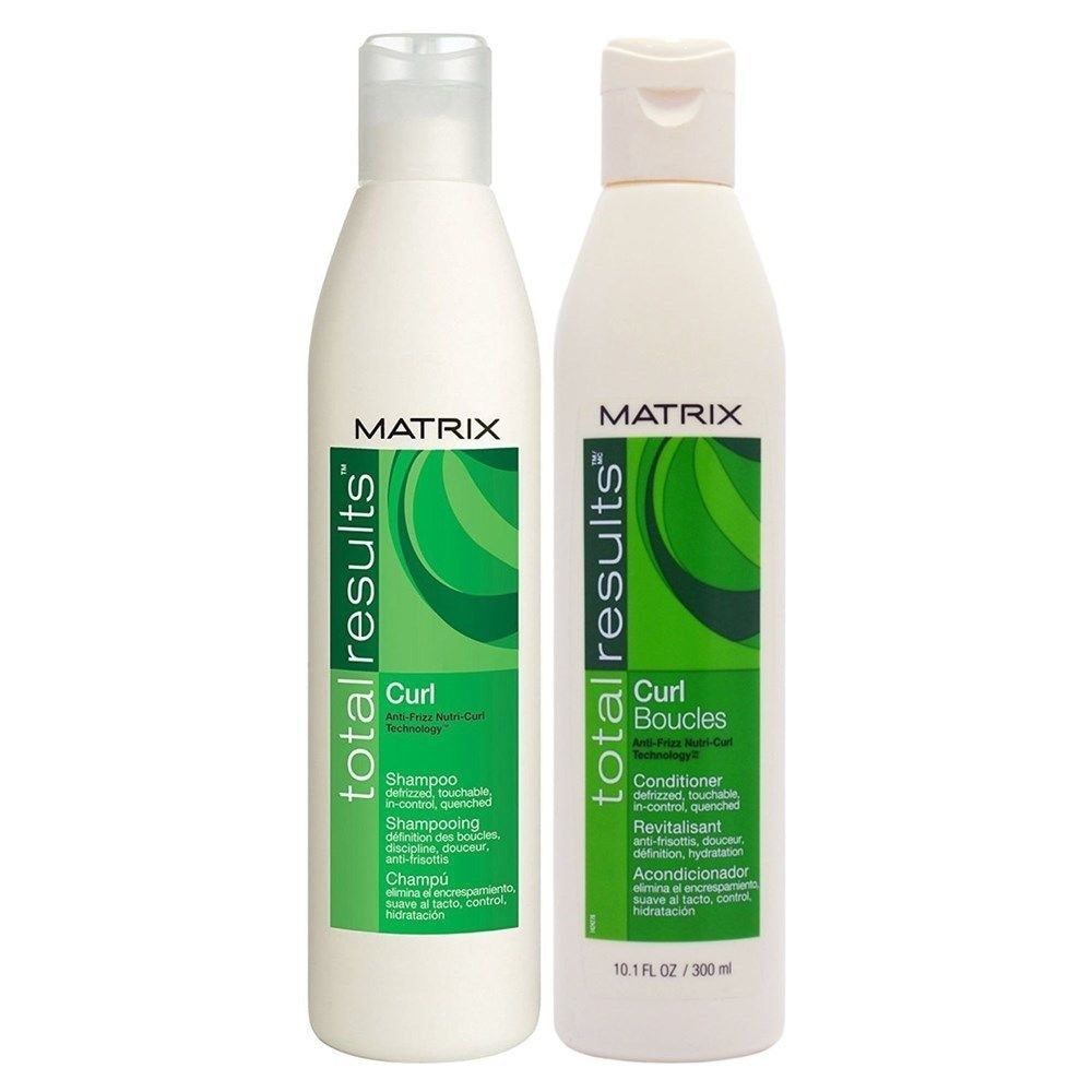 Matrix Total Results Curl Boucles Shampoo And Conditioner Duo 10.1 Oz