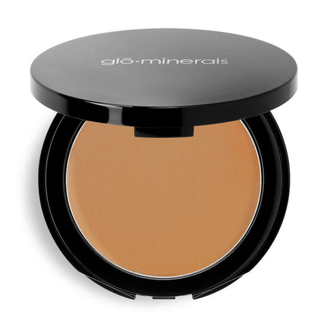 Glominerals Glo Pressed Base Power Foundation 0.35 oz / 9.9 g - Honey Dark