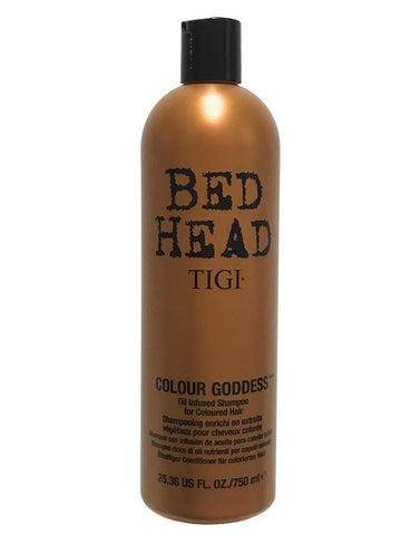 Tigi Bed Head Colour Goddess Oil Infused Shampoo 25.36 For Coloured Hair