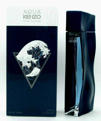 Aqua Kenzo Pour Homme Cologne by Kenzo 3.3 oz. EDT Spray for Men