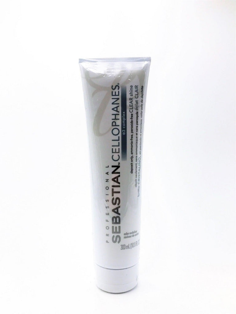 Sebastian Cellophanes Color Revitalizer CLEAR SHINE 10.1 Oz