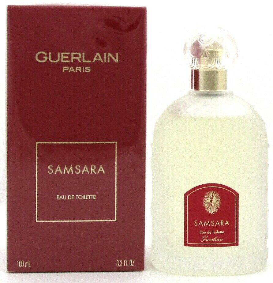 Samsara Perfume by Guerlain 3.3 oz. Eau de Toilette Spray for Women
