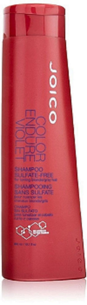 Joico Color Endure Violet Shampoo Sulfate Free Blonde/Gray 10.1oz PACK OF 3