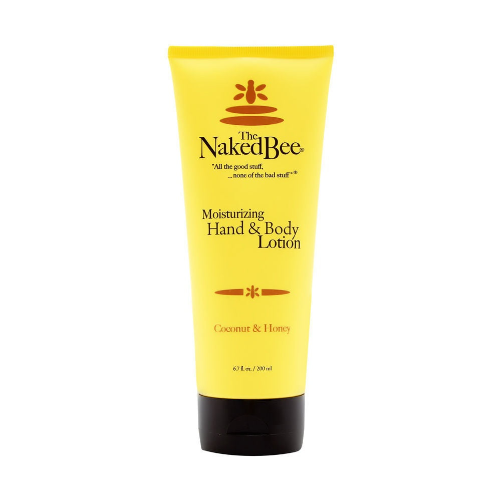 The Naked Bee Coconut Honey Moisturizing Hand Body Lotion 6.7 Oz