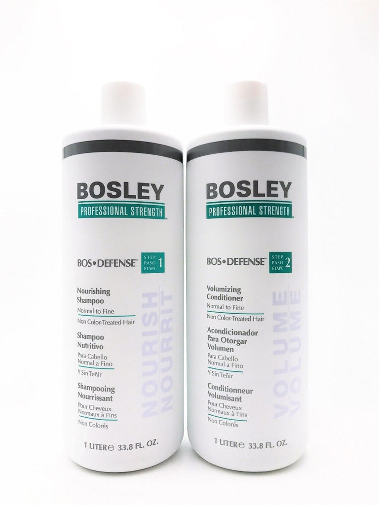 BOSLEY BOS-DEFENSE DUO Set  1 Liter Non Color-Treated