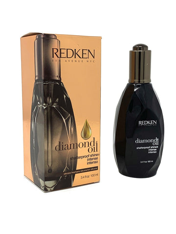 Redken Diamond Oil Shine Intense Oil Treatment 3.4 Oz