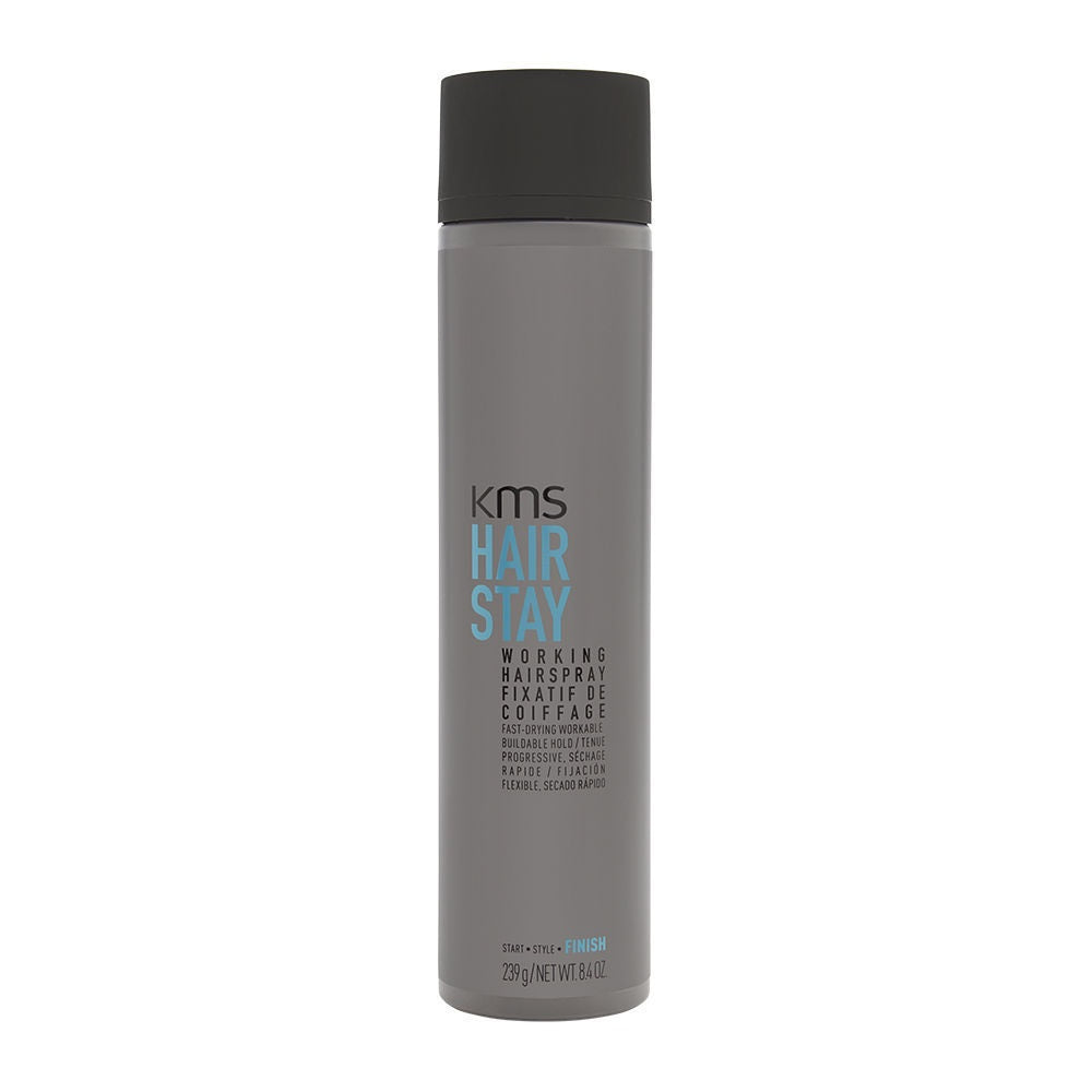 KMS HairStay Working Hairspray 239g / 8.4oz