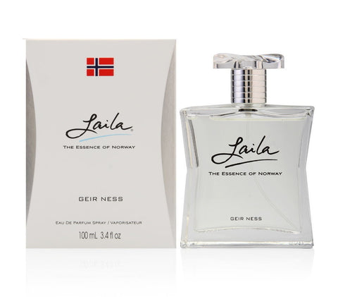 Laila by Geir Ness Perfume For Women 3.4 oz Eau de Parfum Spray 100 ml