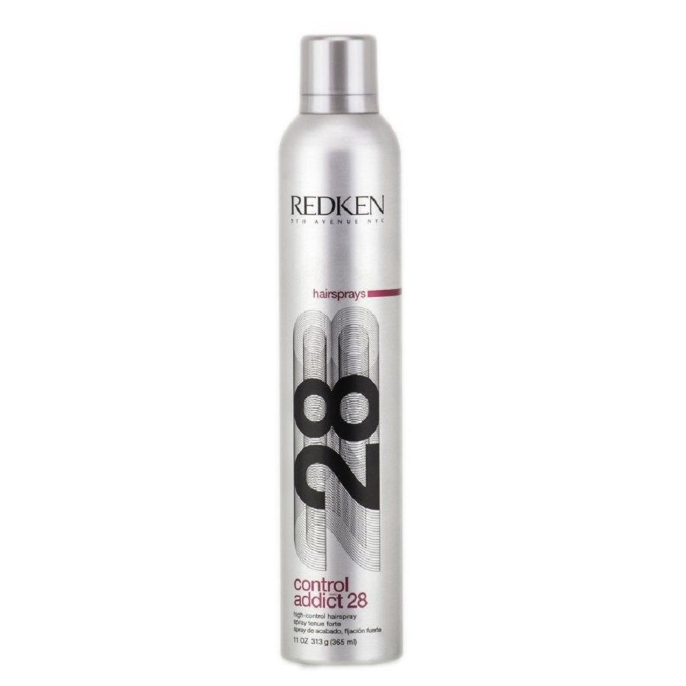 Redken Control Addict 28 High-Control Hairspray 11 Oz Silver Can