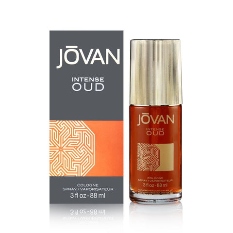 Jovan Intense Oud by Jovan For Women 3.0 oz Cologne Spray