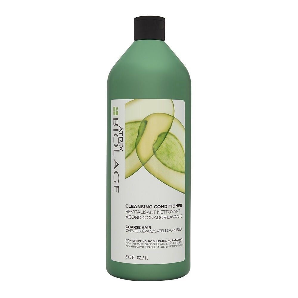 Matrix Biolage Cleansing Conditioner Coarse Hair 33.8 Oz