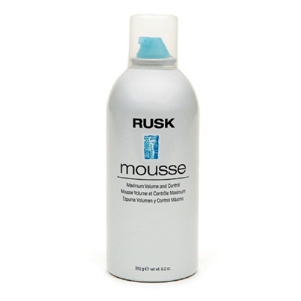 Rusk Mousse Maximum Volume 8.8 Oz  Dented