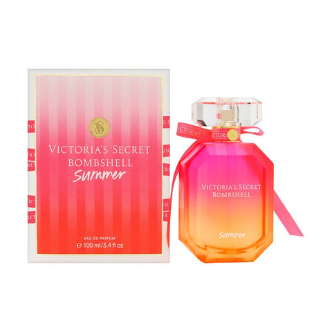 Bombshell Summer by Victoria's Secret For Women 3.4 Oz EDP Spray