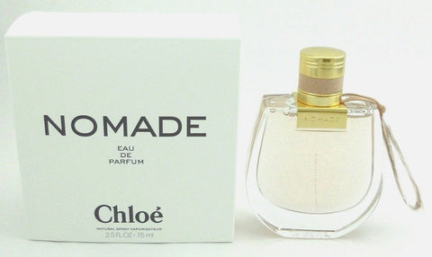 Nomade by Chloe 2.5 oz Eau De Parfum Spray for Women Never Used Tester with Cap